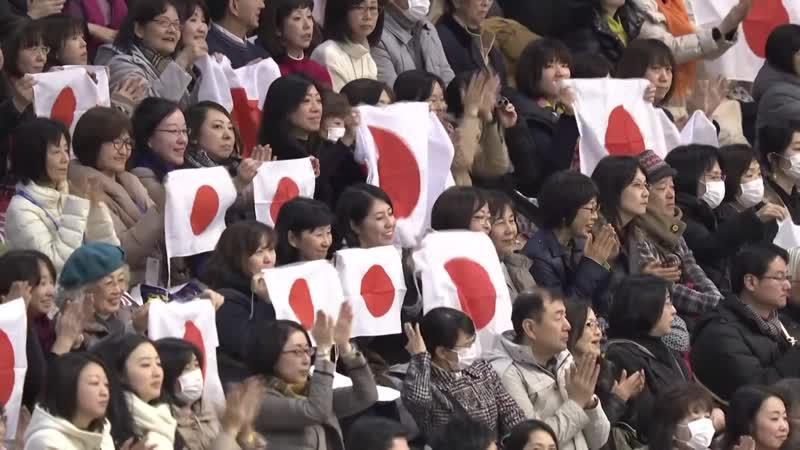 Men Free Skating NHK Trophy 2019 @GPFigure Full HD