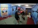 Легкие спарринги - второй отрывок | Спортивный Клуб ''STREET FIGHTER''