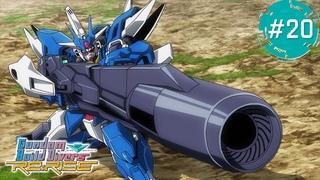 Gundam Build Divers Re:RISE – #20: A Wish Entrusted (EN,HK,TW,KR,TH,FR,IT,VN sub)