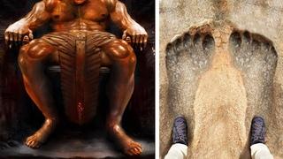 Рекорды древних спортсменов до сих пор поражают. Самые необычные находки