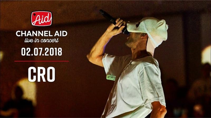 CRO - Du (live aus der Elbphilharmonie Hamburg) CALIC2018