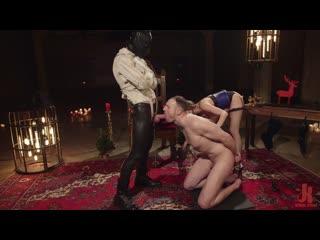 Chanel Preston - A Merry Coerced Cock-Sucking Christmas