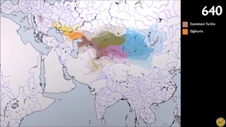 History of the Turkic Languages