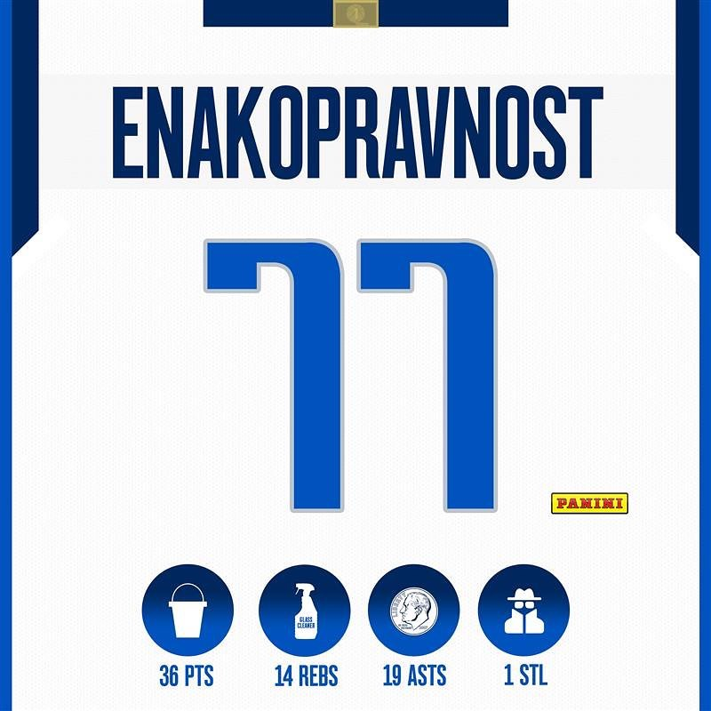 Лука Дончич – самый молодой игрок в НБА, ставший лидером сезона по количеству трипл-даблов. Он превзошел рекорд Мэджика Джонсона