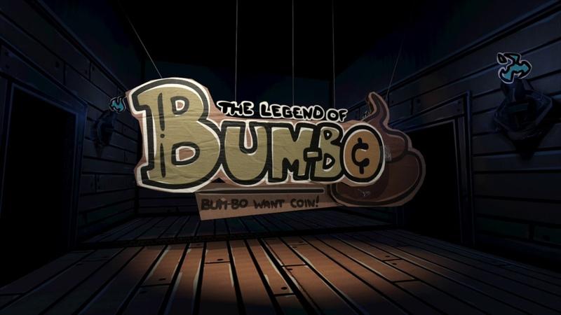 Bum Bo Got Coin Credits The Legend of Bum Bo OST Ridiculon