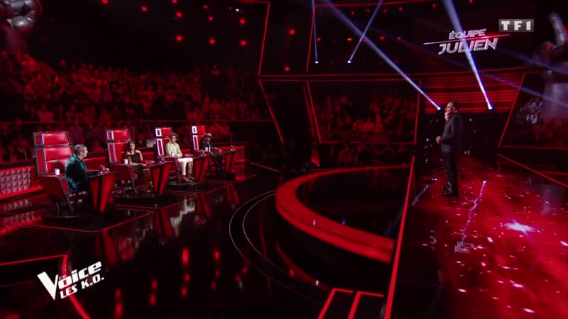 The Voice 2019 Epreuve des KO 04 ! Julien Clerc Saison 08 TF1 2019 04 27 22 00