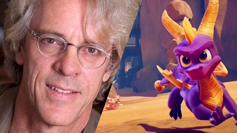 Stewart Copeland To Go On Tour With Spyro Soundtrack in 2019 Spyro Reignited Trilogy Interview