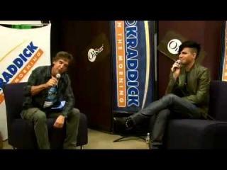 Adam Lambert Interview with Neil Dallas