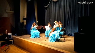 A. Vivaldi - A little Symphony in G major (by Capriccio Quartet)