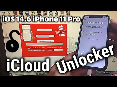 How to Unlock iCloud iPhone 11 Pro Activation Lock Bypass iOS 14 6