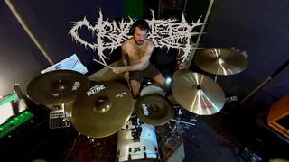 MONASTERY DEAD - Raptophilia (Drum Cam)