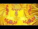 Костюм для восточного танца живота своими руками. Как сделать лейсы. Часть 2.