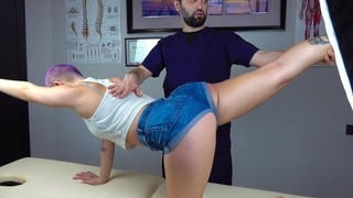 Manual Therapy Treatment - Chiropractic Adjustment Session ASMR