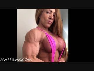 Muscle sexy women!!!
