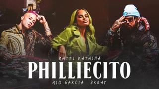 Natti Natasha Feat. Nio Garcia & Brray - Philliecito (Videoclip Oficial)