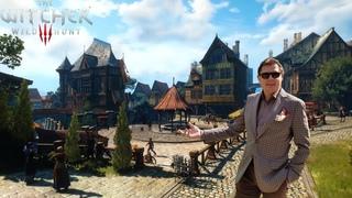 Понасенков приехал в Новиград | The Witcher 3