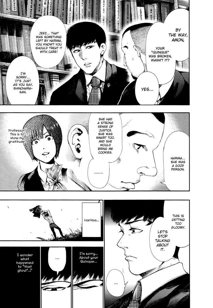 Tokyo Ghoul, Vol.6 Chapter 56 Mischief, image #5