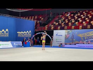 Anastasia Simakova - Clubs Russian Championship 2021 TAA