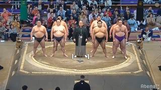 Sumo LIVE Stream – Aki 2020 - Day 13