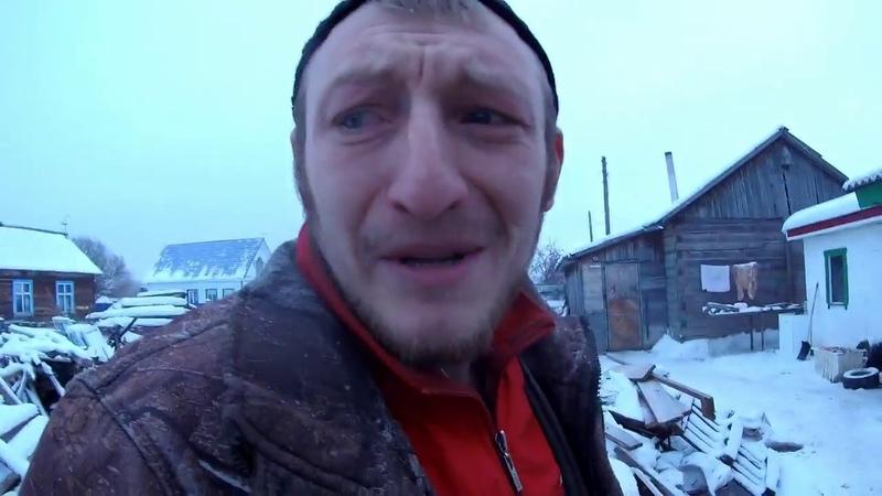 Пилил дрова Новеньким Штилем - Получил Большой Мощный ПОДАРОК