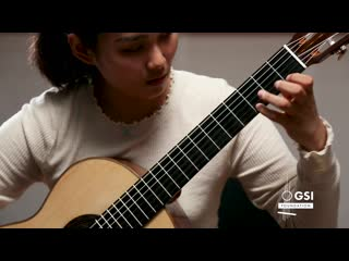 995 (1) J. S. Bach - Suite in G minor, BWV 995 / 1. Prelude - Olivia Chiang, guitar