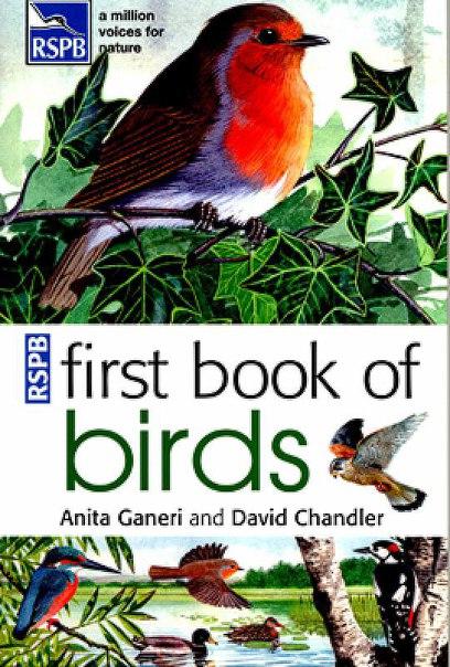 Anita Ganeri - First book of birds