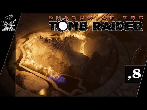 Нефть И Кровь ⭕ Sot Tomb Raider ⭕ Часть 8 ⭕ Прохождение