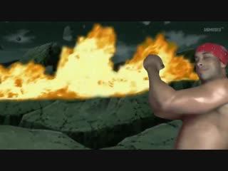 Рикардо Милос использовал Взрыв Танцующего Пламени на поле битвы и так началась Славяно-Братская Война