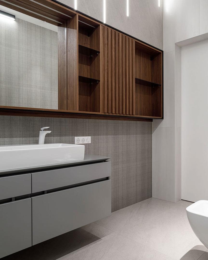 Dinamika Architects: квартира для студента