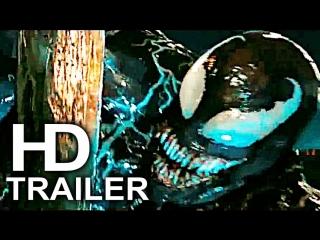 Venom riot symbiote stabs eddie brock trailer new (2018) spider-man spin-off superhero movie hd