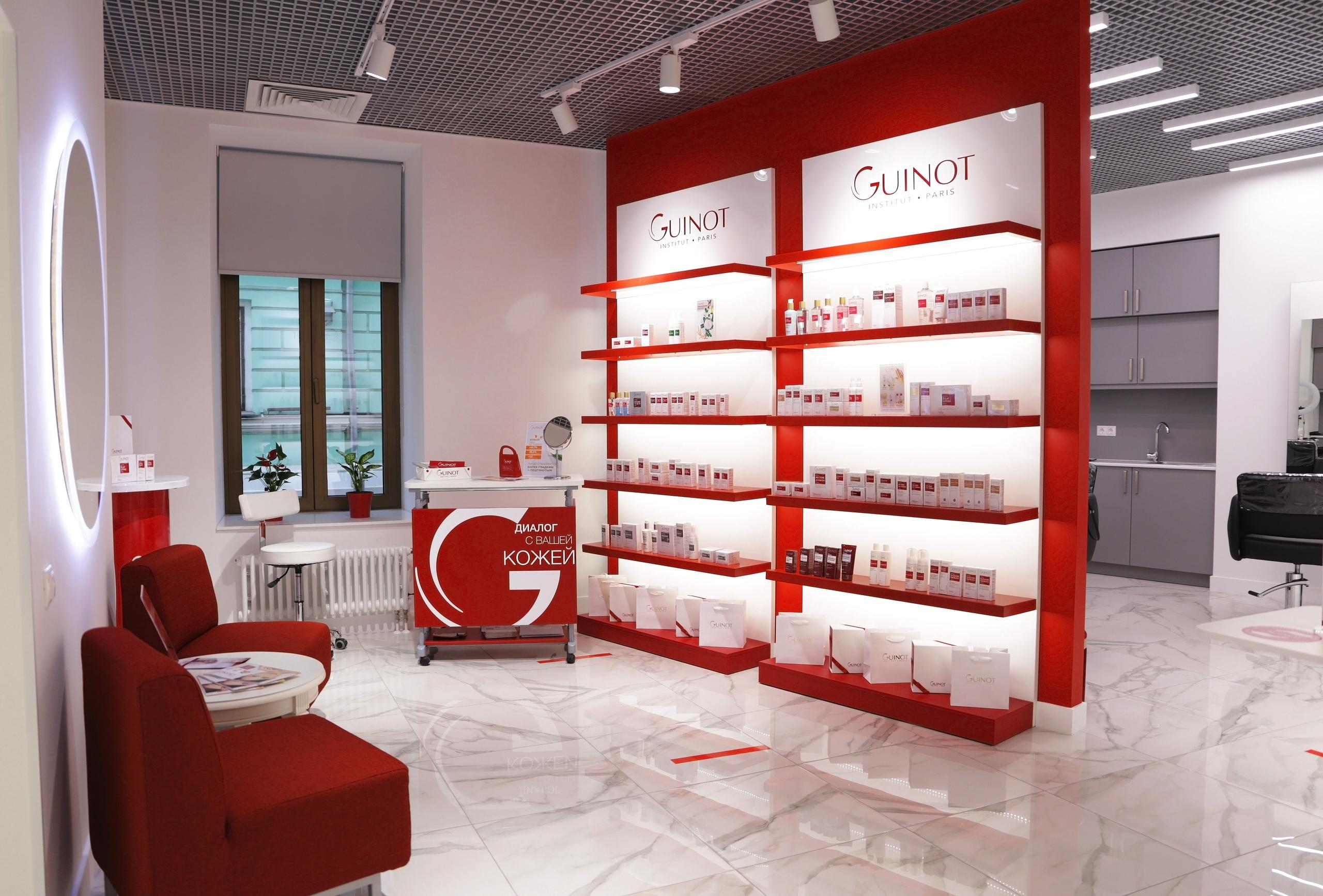 Новый салон Guinot Institute Paris в Москве, изображение №1
