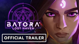 Batora: Lost Haven - Official Gameplay Trailer   Summer of Gaming 2021