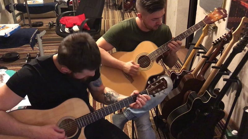 Stone Sour ZZYZX RD acoustic cover with Oleg Kalinkin