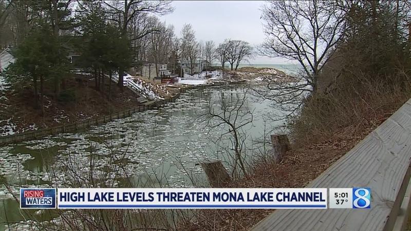 City, landowners team up to stem tide of erosion