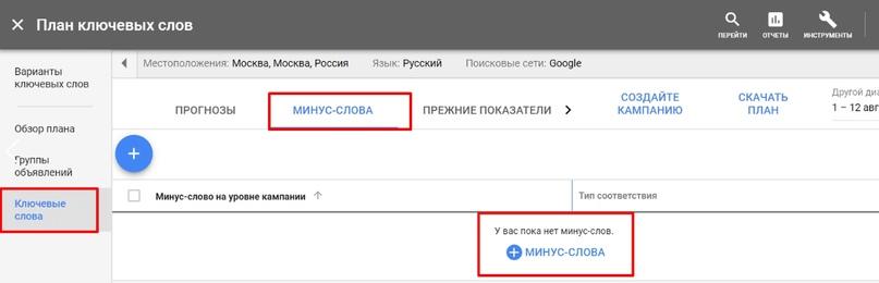 Как рассчитать рекламный бюджет в Яндекс.Директе, Google Ads, ВКонтакте и Facebook, изображение №16