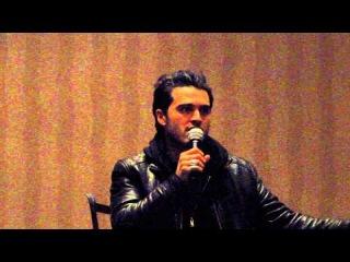 Eyecon Vampire Diaries 2014 Michael Malarkey Panel Part 2