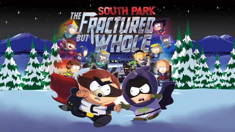 Анкоров стрим s2e11 South Park TFBW Чё пацаны Митч Коннер