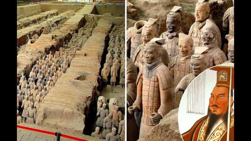 Цинь Шихуанди. Первый император Китая - документальный фильм