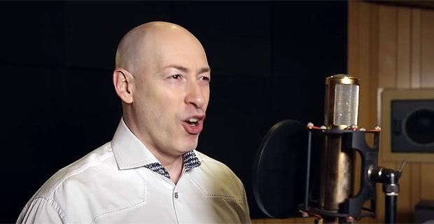 Дмитрий Гордон посвятил Соловьеву песню и обматерил его - Новости радио OnAir.ru