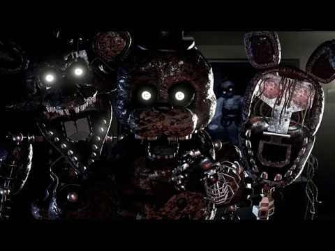 [Fnaf -TJOCR] All Animatronic´s Ignited Sings Believer