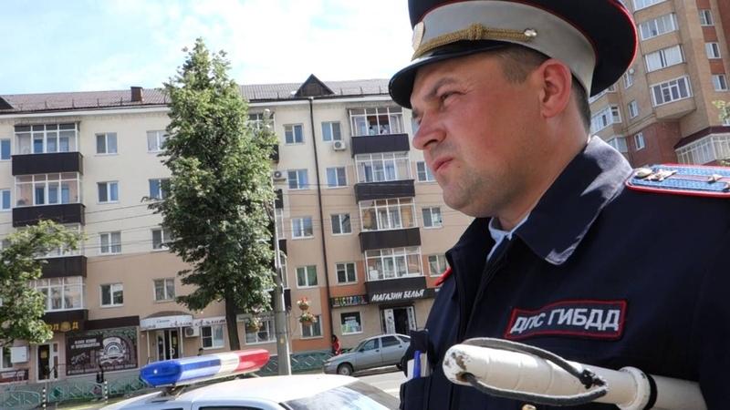 ДПС САРАНСК БЕСТОЛКОВЫЙ КАШТАНОВ каштанов 13 0090