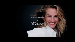 The Happy Diamonds movie directed by Xavier Dolan starring Julia Roberts - presented by Chopard