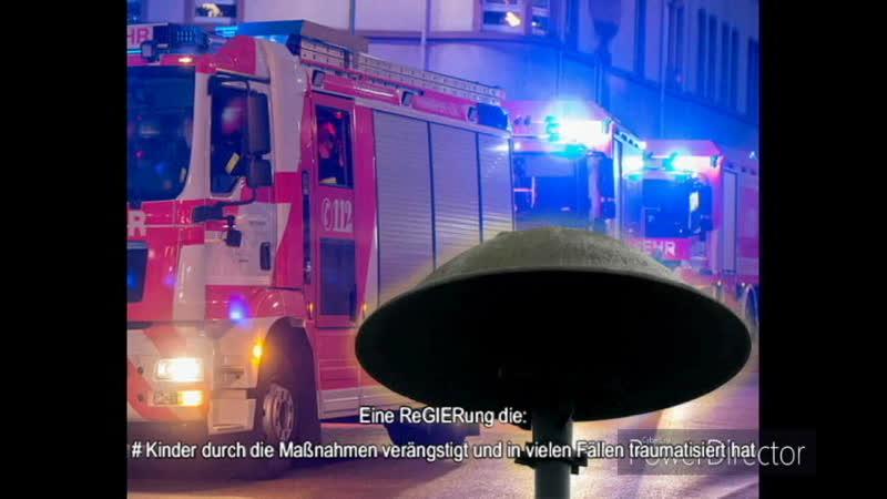 Alarmstufe Rot Corina Warntag 2020 FAKE Corina Antworten