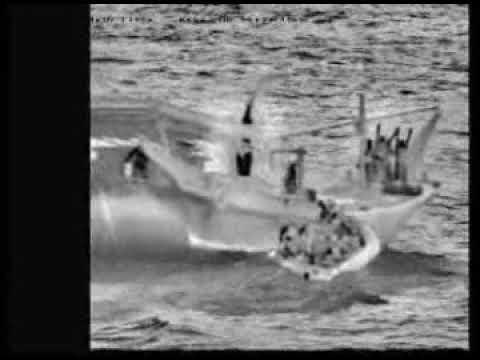 USS Normandy Seizes Illegal Weapons in Arabian Sea