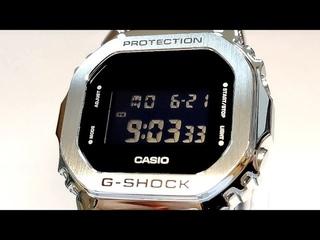 Casio G-Shock GM-5600-1ER 2021