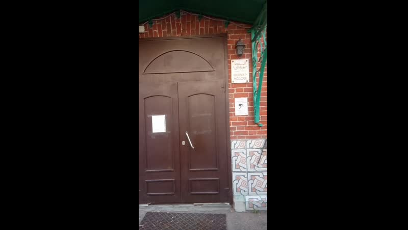 Бурнаевская мечеть Казань