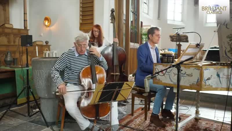 J S Bach Harpsichord Concerto D Minor BWV 1052 by Pieter Jan Belder Musica Amphion