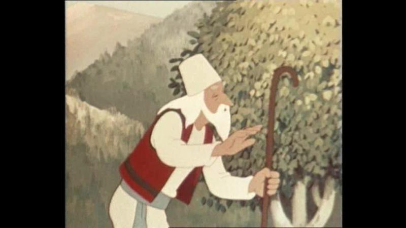 Палка выручалка мультфильм СССР 1956 год