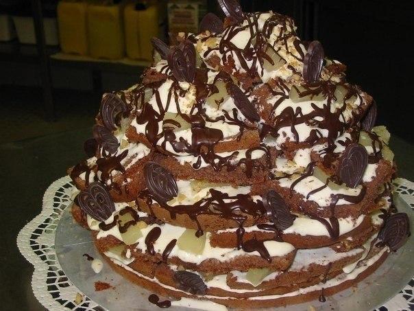 Торт ″Панчо″