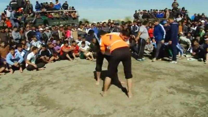 Gazanjyk toyy - Turkmen goreshi (4-nji bolegi) || vk.comturkmenvideolar
